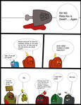 Bionicle Amoung Us Comic