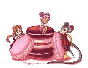 Team Macaron