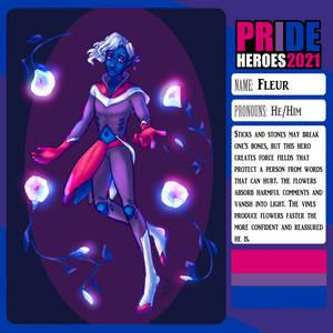 Pride Hero 2021