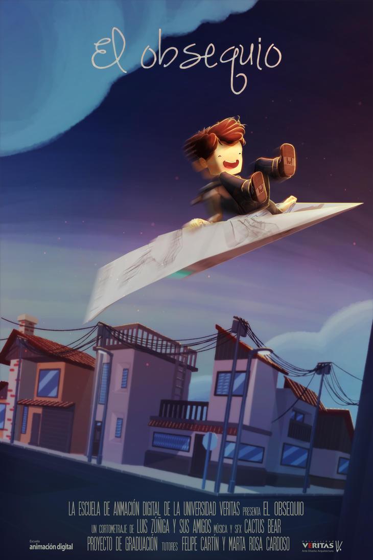El Obsequio: Poster by animatorlu