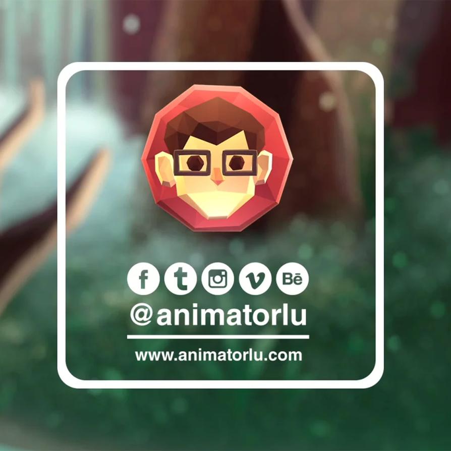 Social media stuff by animatorlu