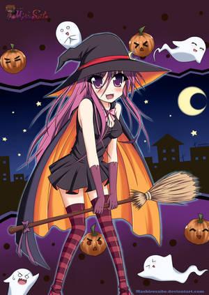 Halloween time~ by MashiroSaito