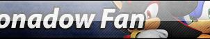 Sonadow Fan Button by HeroRivalShadow2