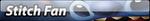 Stitch Fan Button by HeroRivalShadow2
