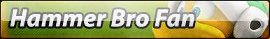 Hammer Bro Fan Button