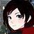 Ruby Rose Icon by HeroRivalShadow2