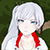 Weiss Schnee Icon by HeroRivalShadow2