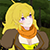 Yang Xiao Long Icon by HeroRivalShadow2