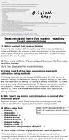 Anti-Evolution Test Answers by Cataclyptic