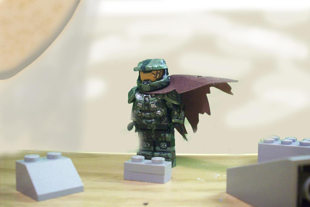 Lego Halo Toys : Lego halo by thespexguy on deviantart