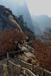 Huashan , China 07 by 0ooo0