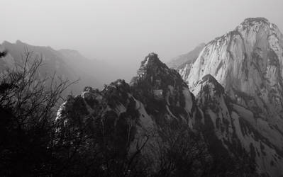 Huashan , China 08 by 0ooo0