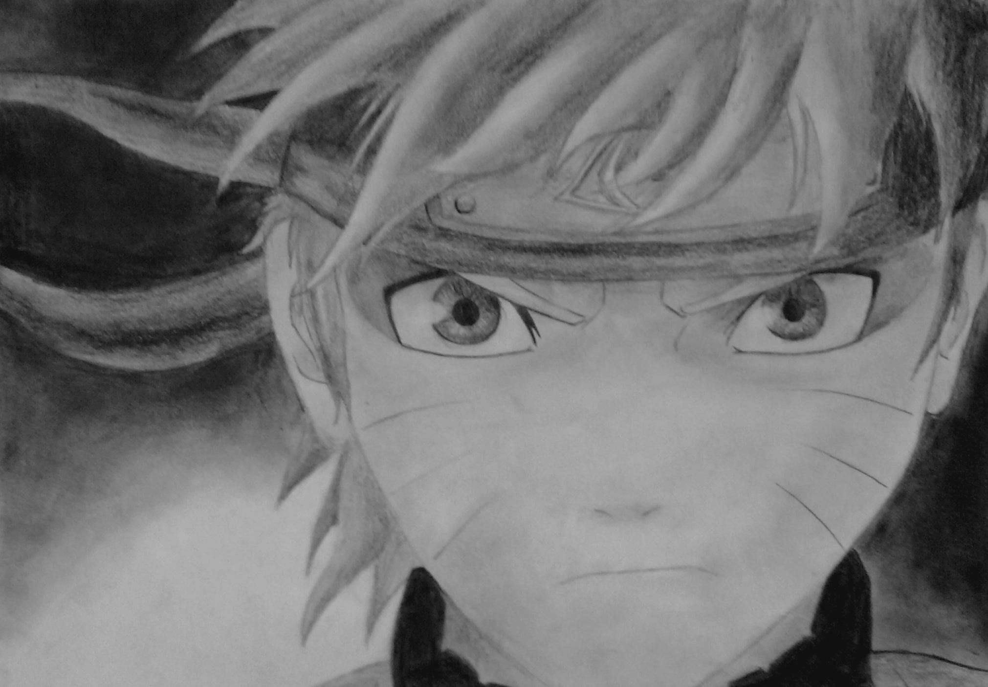 Naruto by Maciek97x