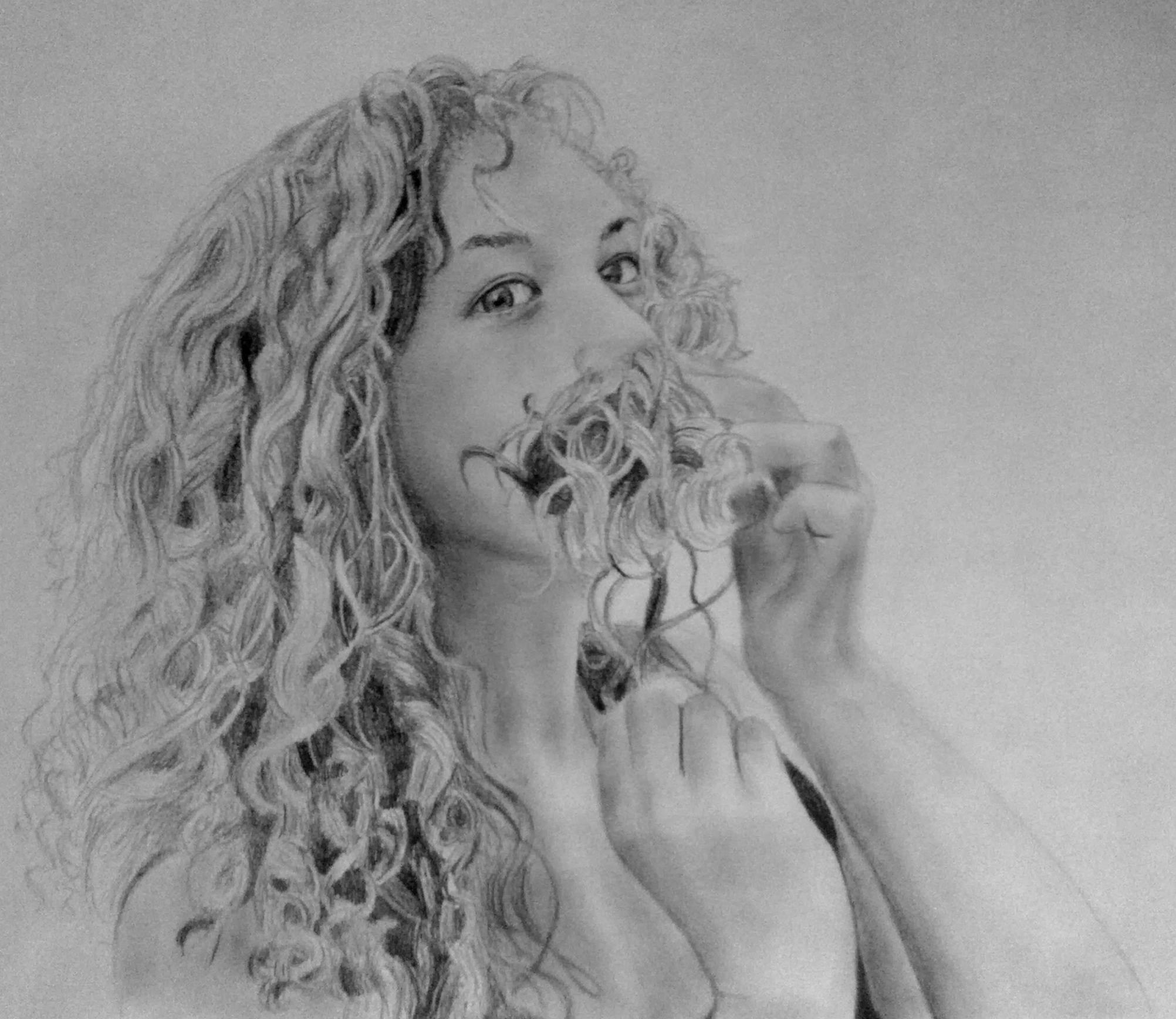 Portrait by Maciek97x