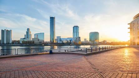 Ekaterinburg City RUSSIA 2018