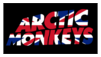Arctic Monkeys Logo (Union Flag Ver.) by catsfortune