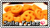 Smile Fries Stamp by catsfortune