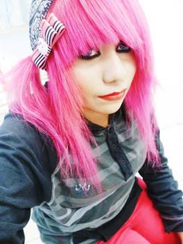 Imuri - Pink hurr