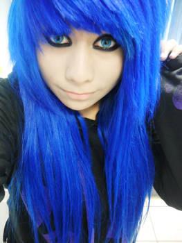 My Blue Hair c: IMURI MIYUKI