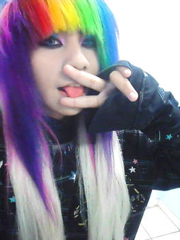 My Rainbow Hair IMURI MIYUKI
