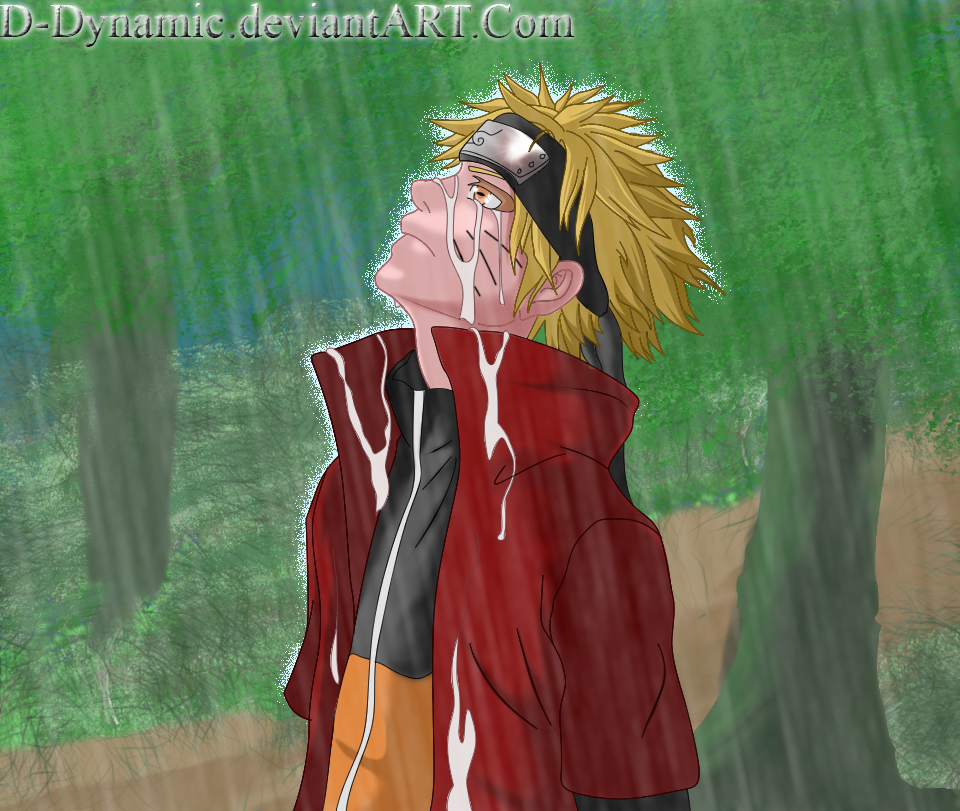 Naruto Sad Sage V1 By D-Dynamic On DeviantArt