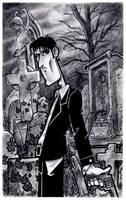 Cemetery Man by Jason-Ludy