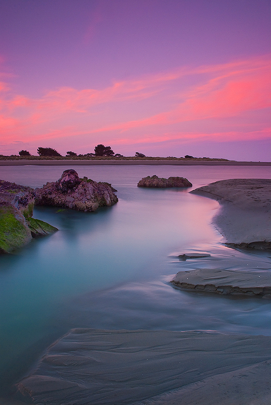 Pink Pool by mark-flammable