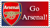 go arsenal by mrmark666
