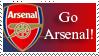 go arsenal by mrmark666
