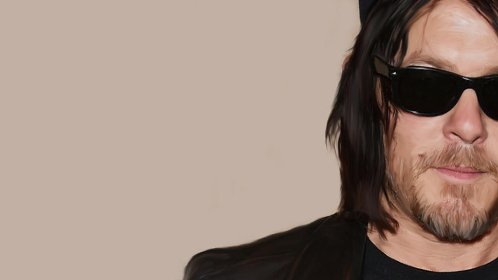 Norman Reedus Wallpaper By Letterboxdeviant