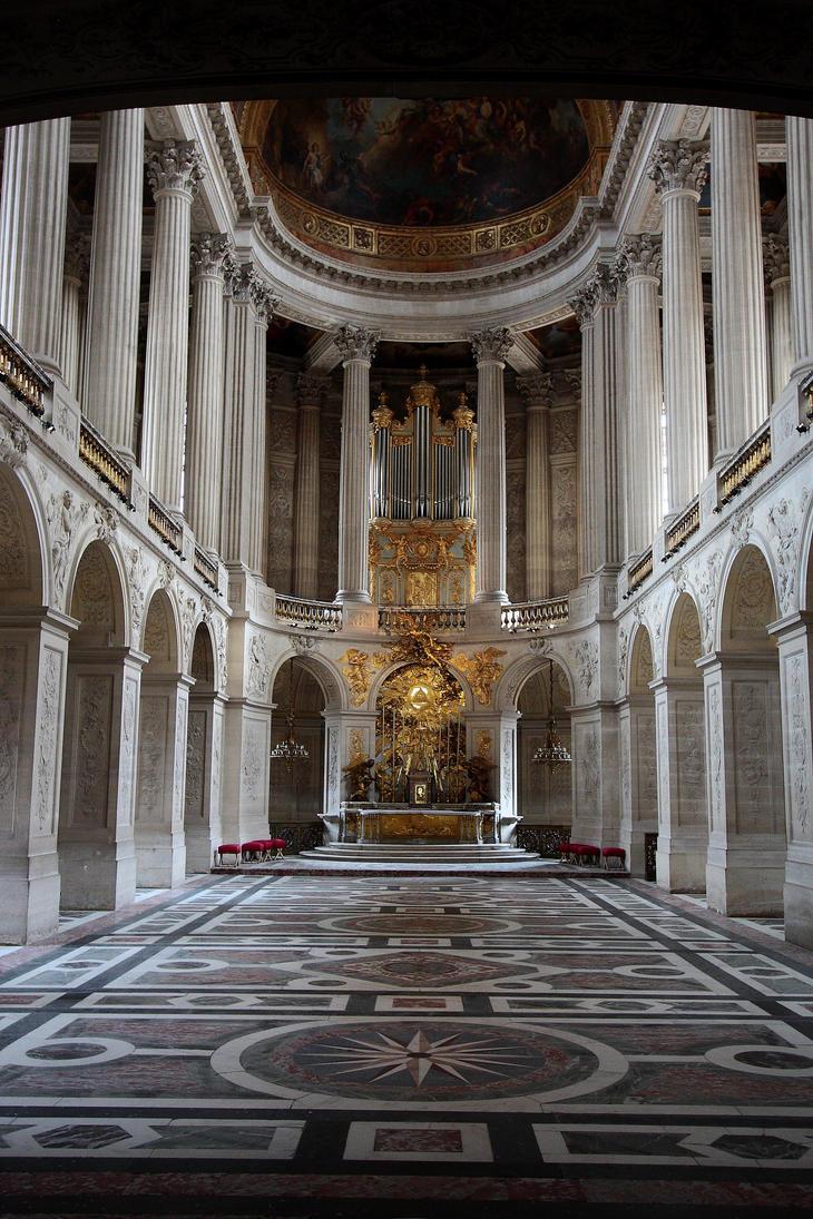 Versailles by blackjackbs