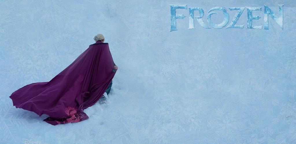 Frozen, Winter is here by Dusha-Soul