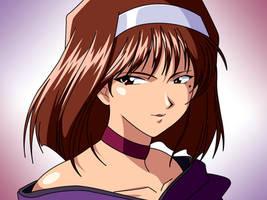 Bishoujo::Sumire::Sakura Wars by Bishie-Hunters