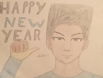 HAPPY NEW YEAR by JurokuDaisa