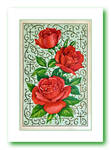 Floriferous Birthday Filigree By Yesterdays Paper-