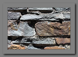 Stone Wall Art 3662AA by SirIvyPink