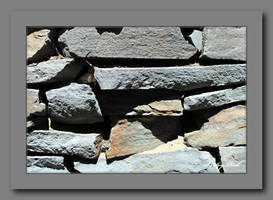 Stone Wall Art 3663AA by SirIvyPink