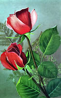 Love S Garden Of Roses By Yesterdays Paper-dc324ws by SirIvyPink