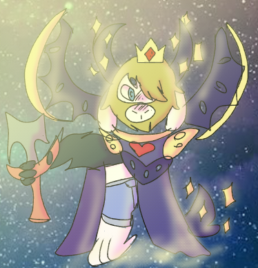 not asgore by ThaynaFoxTrot