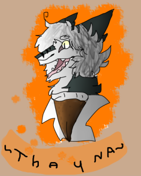 I do Badges like this one for 10 points by ThaynaFoxTrot