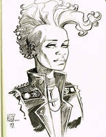 Mohawk Storm by Stephen-Green
