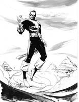 Black Adam by Stephen-Green