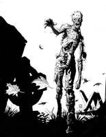 Zombie by Stephen-Green