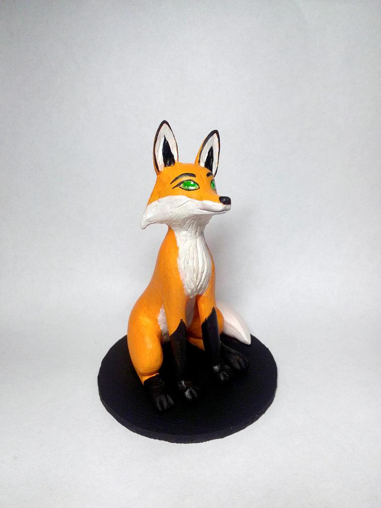 Fox by Taigennin