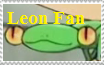 Leon Fan Stamp by noones