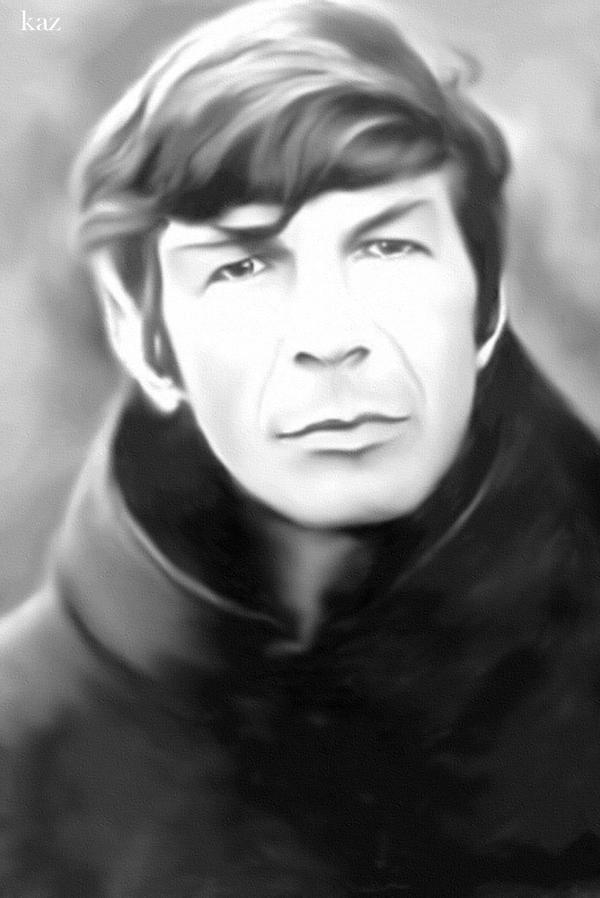 Spock by karracaz