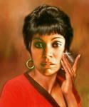 The New Uhura by karracaz