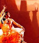 Dancing at Seleya's Feet by karracaz