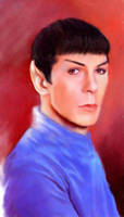 Cadet Spock by karracaz