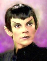 Vulcan Undercover by karracaz